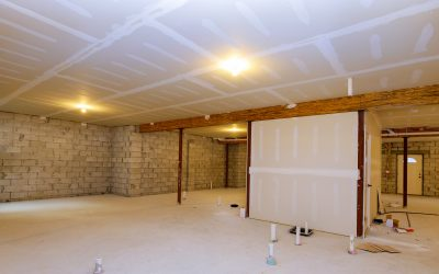 Are you thinking about developing your basement?